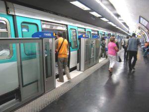 Paris - Linea 13 - St. Invalides