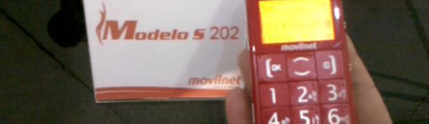 VTELCA S202 - El teléfono accesible