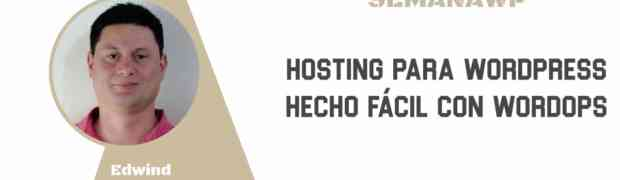 Hosting para WordPress hecho fácil con WordOps en Trinchera WP