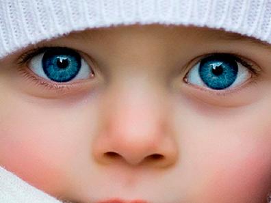 Bebé en casa: Conexión de amor por medio del contacto visual