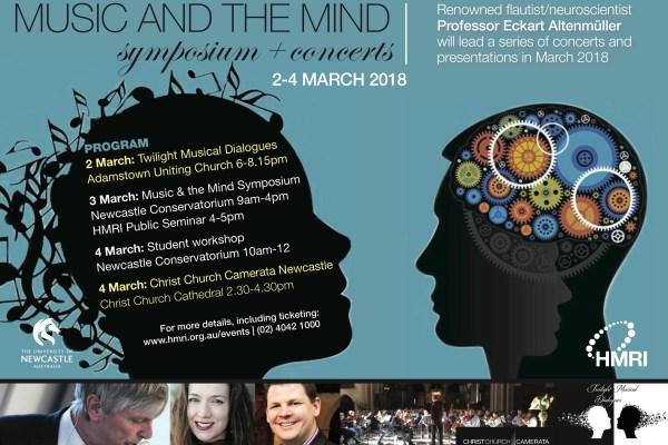 Lecture in Australia