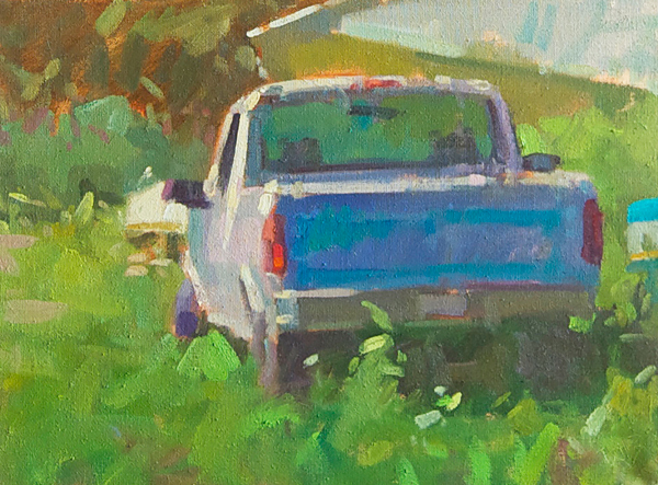 Yard Truck by Daniel J. Corey
