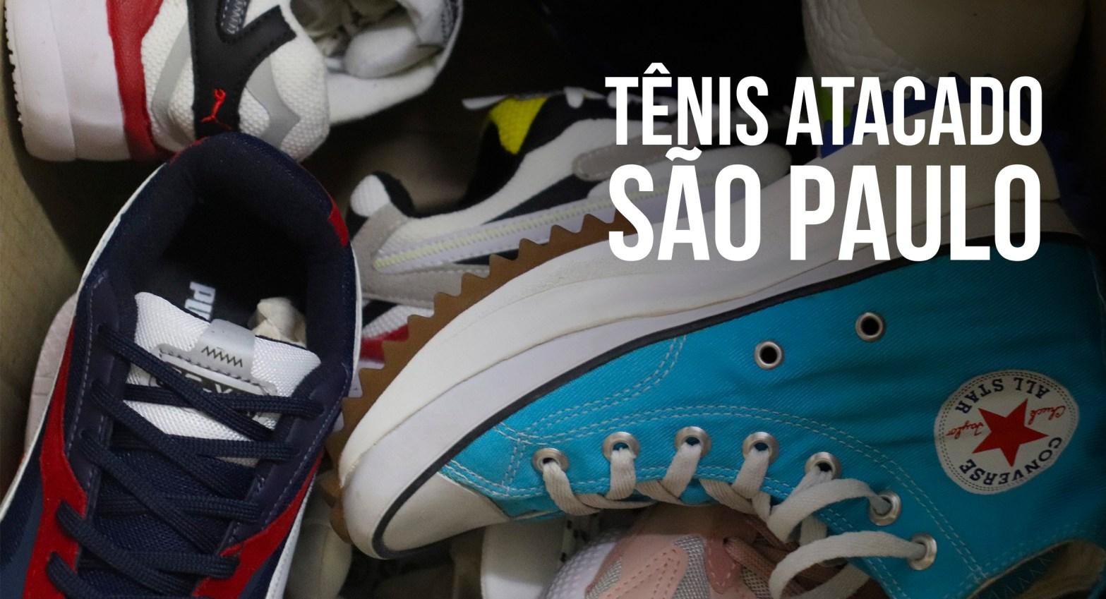 tenis atacado