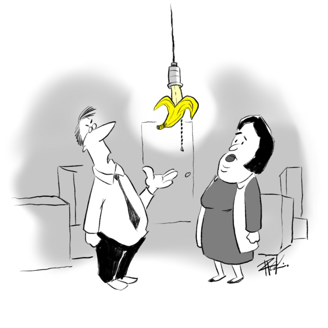 Caption This Cartoon 1