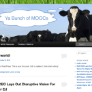 Ya Bunch of MOOCs