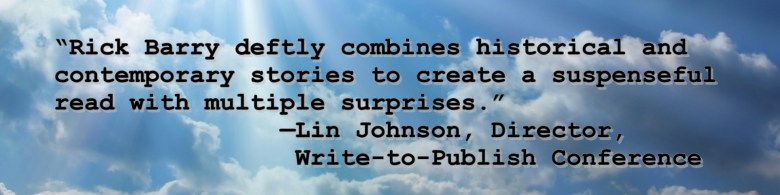 endorsement by Lin Johnson, Write-to-Publish