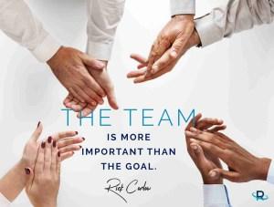 Team Leadership for High Performance