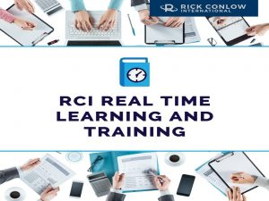 rci realtime learning and training
