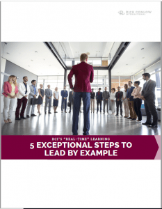 Rick Conlow 5 Exceptional Steps to Lead By Example
