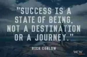A Success Mindset Cultivates Achievement