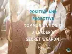 rci communication secret weapon