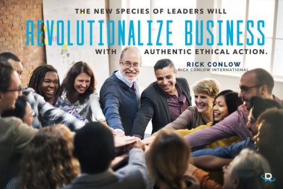 The DNA of a New Species of Leaders