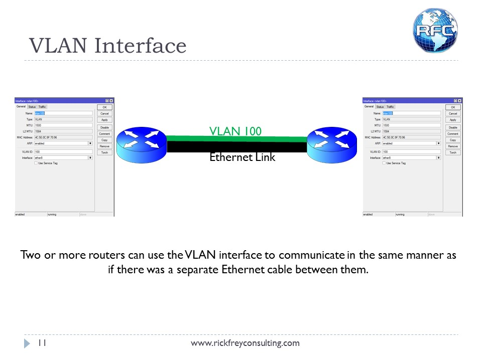 Using VLANs on RouterBOARDs (12)
