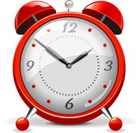 Setting time limits for your tasks will help keep you focused as well.