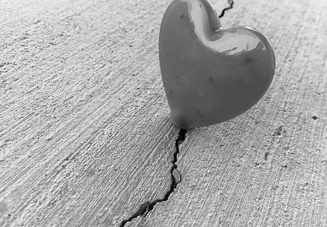 It isn't the break that defines the heart, it is how it heals that matters. #heartbreak #loneliness #healing