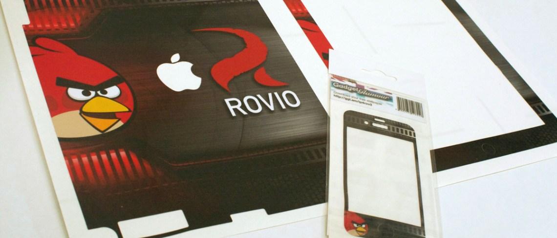 Rovio-Skins