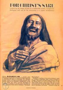The Laughing Jesus - Click to Enlarge
