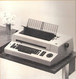 IBM Memory Typewriter