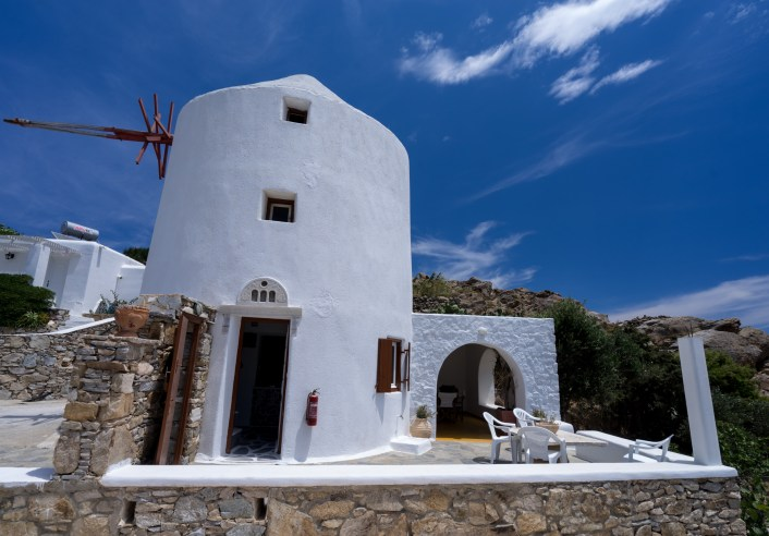 Windmill, courtesy of Air BnB