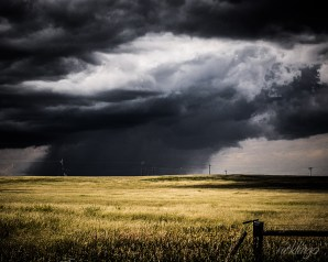 """From outside Cheyenne, Wyoming. Winner of People's Choice Award in the """"Open Prairie"""" challenge on the international website ViewBug. """"Member Selection Award"""" as the most voted for photo on the international website ViewBug. Judge's Commended in """"Weather"""" contest on international website Photocrowd."""