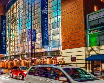 Aronoff at Night