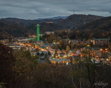 Gatlinburg, Tennessee.