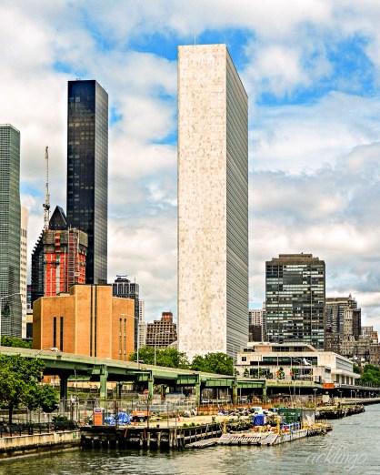 Lower Manhattan, New York City.