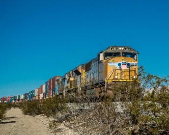 Near Kelso Depot, Mojave National Preserve, California.