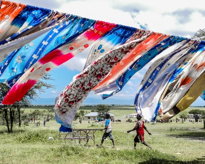"""Outside Arusha, Tanzania. 8th place award winner in """"Artistic Objects"""" challenge on international website Pixoto. 5th place in Crowd voting in """"Washing Lines around the World"""" contest and """"Superb Composition"""" Peer Award on international website ViewBug."""
