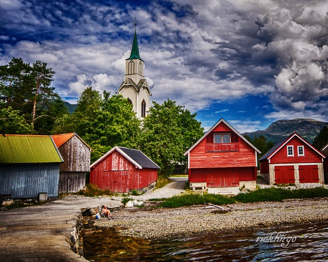 "Norway. 3rd place winner in Buildings and Architecture on international website Pixoto. Top 10 selection in ""Bright and Beautiful"" contest and Peer Award on the international website viewbug.com"