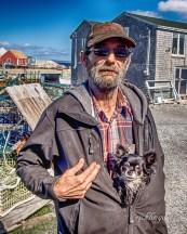 "Peggy's Cove, Nova Scotia. ""All Star"" Peer Award on international website ViewBug."