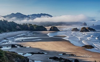 "Oregon. ""Judge's Award"" first prize winner in Empty Beaches challenge on international website Pixoto. Recipient of ""Superb Composition"" Peer Award on the website ViewBug. Selected photo for presentation to the Ohio Valley Camera Club."