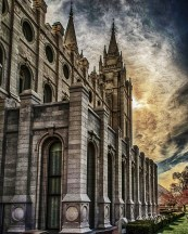 "Salt Lake City, Utah. 5th place in ""Buildings and Architecture"" on international website Pixoto."