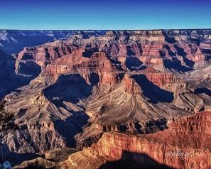 "Grand Canyon, Arizona. ""Magnificent Capture"" Peer Award on international website ViewBug."