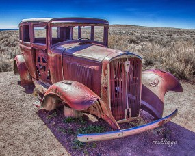 "Judge's Commendation in ""Old and Unused Transport"" challenge on international website Photocrowd. 3rd place in ""Rust and All Its Glory"" contest on international website Pixoto. ""Superb Composition"" Peer Award on international website ViewBug."