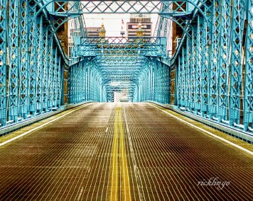 "Covington, Kentucky to Cincinnati, Ohio. 7th place award in ""Buildings and Architecture"" on international website Pixoto."