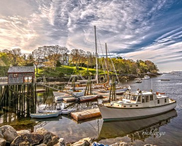 """Maine. Selected """"Best of the Month"""" for March, 2019, by the Universe of Color Photography."""
