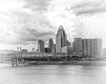 "Cincinnati, Ohio. ""Photo of the Day"" on website capturecincinnati.com."