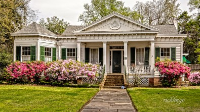 """Natchez, Mississippi. 2nd for the day in """"Buildings and Architecture"""" on international website Pixoto."""