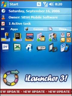 SBSH iLauncher 3