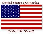 United States of America - United We Stand!