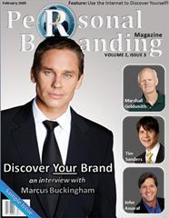 Personal Branding Magazine - Volume 2, Issue 3