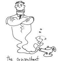 'The Consultant' by orkboi