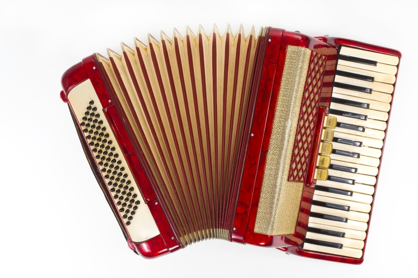 A New Addition to my Bucket List: Play Accordion