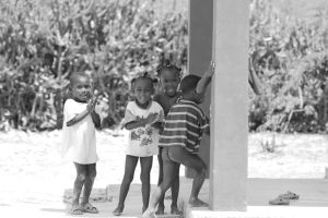 """Jingle Bells"" - Little Children in Haiti Singing"