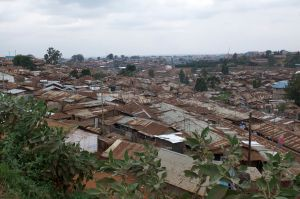 Kibera, Kenya- 2nd largest slum in the world