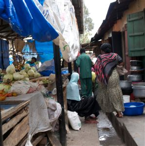 Market in Singida