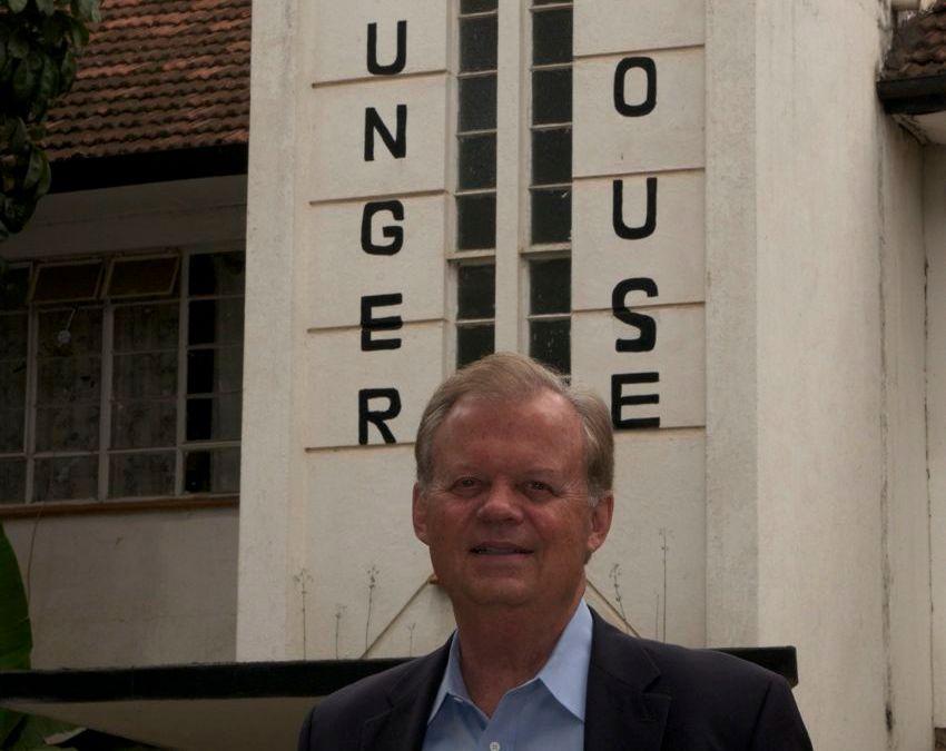 Ambassador Tony Hall: A Hero You Can Hug