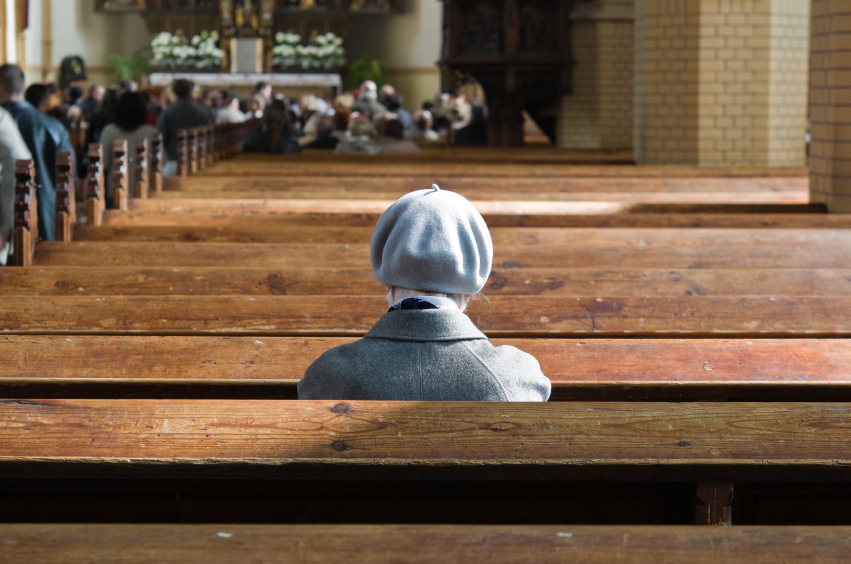 Lessons Learned From Little Old Ladies on the Back Row of the Church