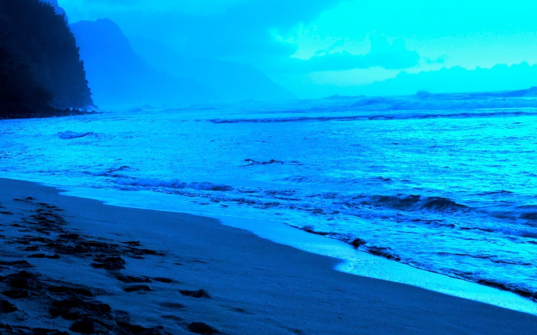 Photographing Ke'e Beach: A Travel Journal to Kauai